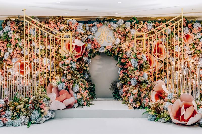 Top Dịch vụ trang trí tiệc cưới đẹp nhất TP Vinh Nghệ An